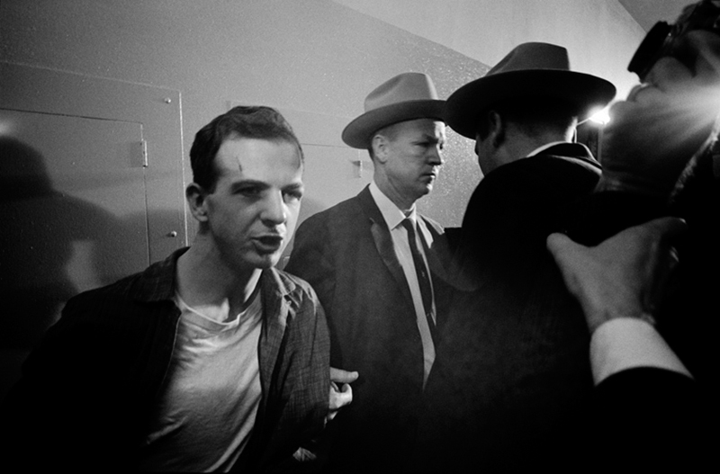 Lee Harvey Oswald, Dallas, TX, 1963