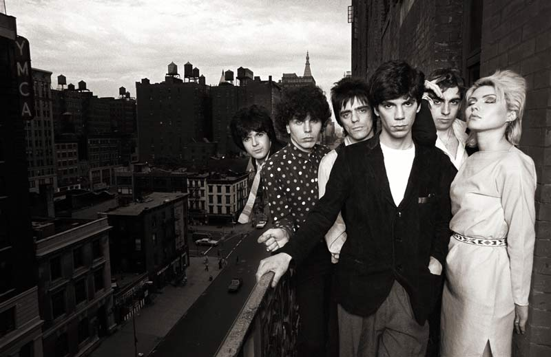 "Blondie, New York 1979 ""Chelsea Hotel"""