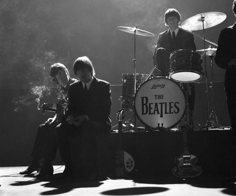 The Beatles - Smoke, London, 1964