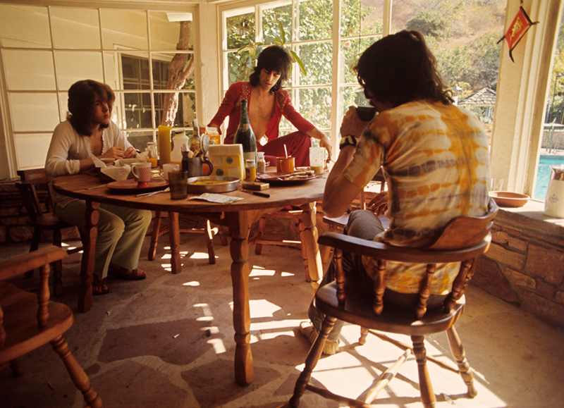 The Rolling Stones Breakfast, 1969