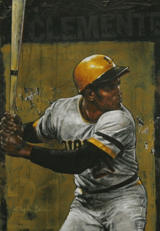 Roberto Clemente - Pittsburgh Pirates, 2005