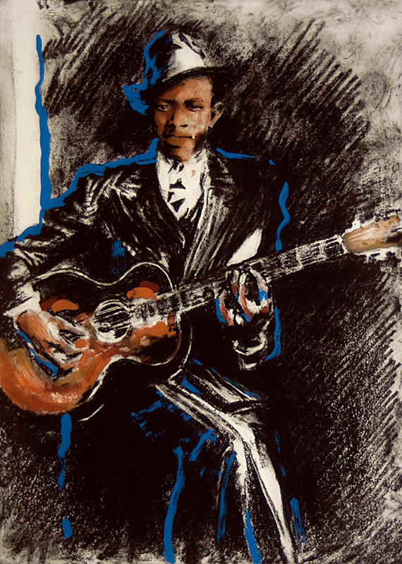 Jazz & Blues Suite - Robert Johnson, 2007