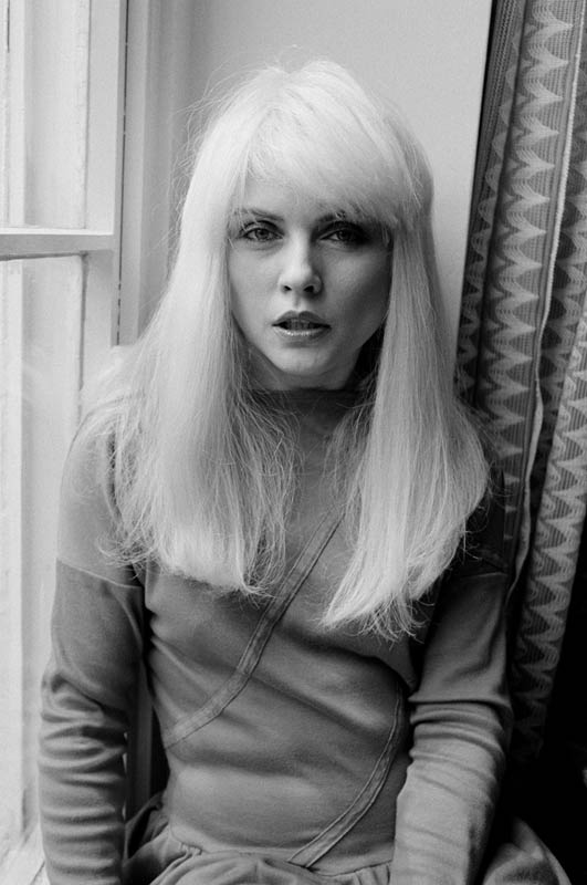 Debbie Harry at the Ritz, London, 1981