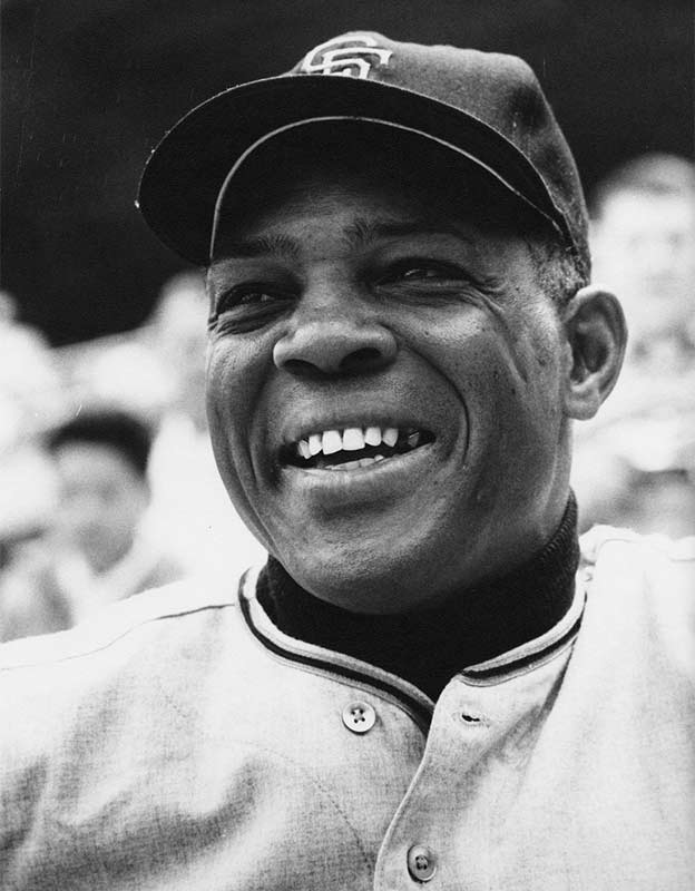 Being Best - Willie Mays, Smiling, July, 1964